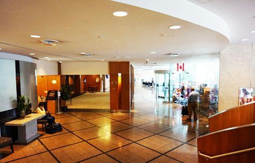 Empire Landmark Hotel - Βανκούβερ - Σαλόνι ξενοδοχείου