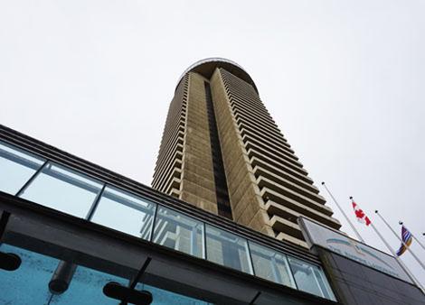 Empire Landmark Hotel - Βανκούβερ - Κτίριο