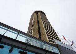Empire Landmark - Vancouver - Rakennus
