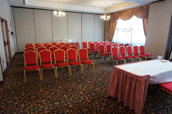 The Empire Landmark Hotel - Βανκούβερ - Αίθουσα συνεδρίου