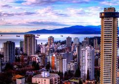 The Empire Landmark Hotel - Vancouver - Outdoor view