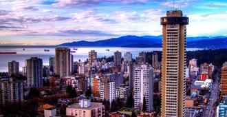 The Empire Landmark Hotel - Vancouver - Outdoors view