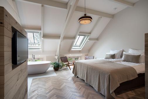 Hotel De Witte Dame - Abcoude - Bedroom