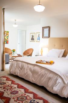 Casa de Orrantia - Lima - Makuuhuone
