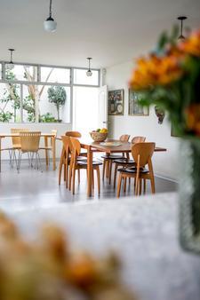 Casa de Orrantia - Lima - Ruokailuhuone