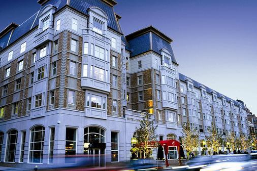 Hotel Commonwealth - Boston - Rakennus