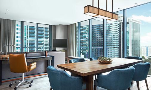 East, Miami - Miami - Dining room