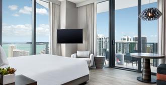 East Miami - מיאמי - חדר שינה