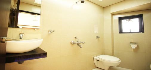 La Hotel Metro - Mumbai - Kylpyhuone