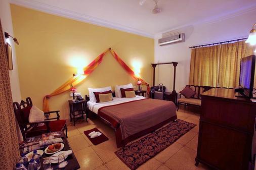 Hotel Rawal Kot - Jaisalmer - Makuuhuone