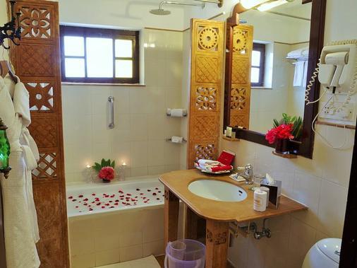 Hotel Rawal Kot - Jaisalmer - Kylpyhuone
