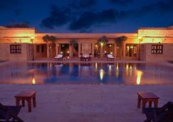 Hotel Rawal Kot - Jaisalmer - Pool