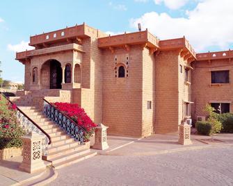Hotel Rawal Kot - Jaisalmer - Bâtiment