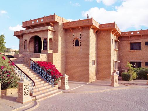 Hotel Rawal Kot - Jaisalmer - Rakennus