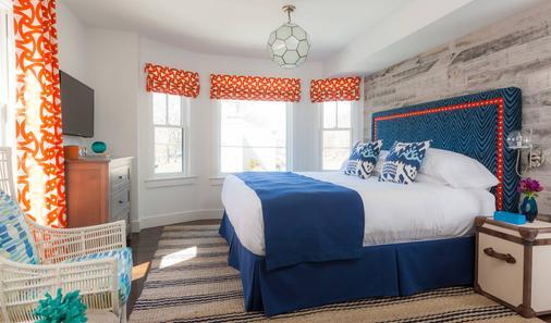 阿特沃特酒店 - 紐波特 - 紐波特 - 臥室