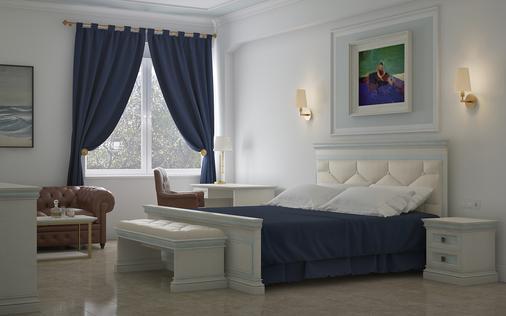 Grand Hotel Palladium Munich - Μόναχο - Κρεβατοκάμαρα