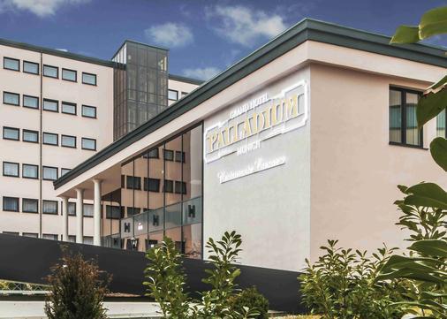 Grand Hotel Palladium Munich - München - Rakennus