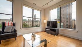 Downtown Boston Furnished Apartment - Boston - Salon
