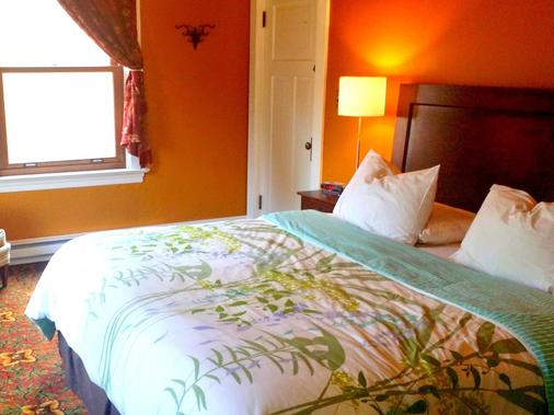 Bluebird Guesthouse - Portland - Phòng ngủ