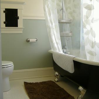 Bluebird Guesthouse - Portland - Phòng tắm
