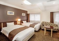 Hotel Hokke Club Fukuoka - Fukuoka - Bedroom
