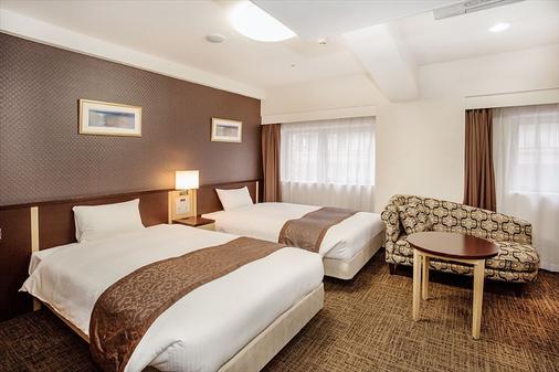 Hotel Hokke Club Fukuoka - Fukuoka - Makuuhuone