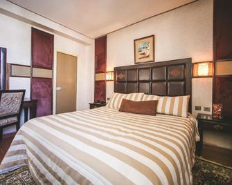 Hotel Bab Mansour - Meknès - Slaapkamer