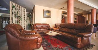 Hotel Bab Mansour - Meknes - Resepsjon