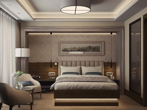 Golden Tulip Istanbul Bayrampasa - Istanbul - Bedroom