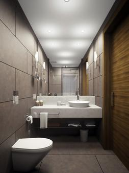 Golden Tulip Istanbul Bayrampasa - Istanbul - Bathroom