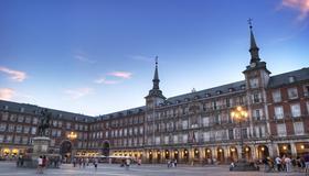 Posada del León de Oro Boutique Hotel - Madrid - Outdoor view