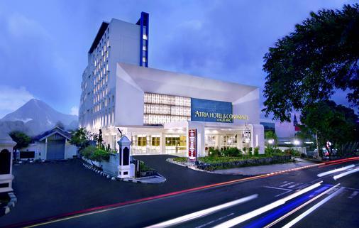 Atria Hotel Magelang - Magelang - Building