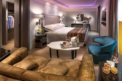 Hotel Cavour - Μιλάνο - Κρεβατοκάμαρα