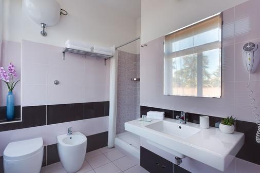 Hotel Darival Nomentana - Rome - Phòng tắm