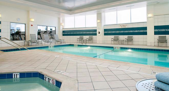 Residence Inn by Marriott Portland Downtown/Waterfront - Portland - Pool