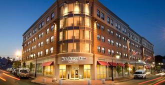 Residence Inn by Marriott Portland Downtown/Waterfront - Портленд - Здание