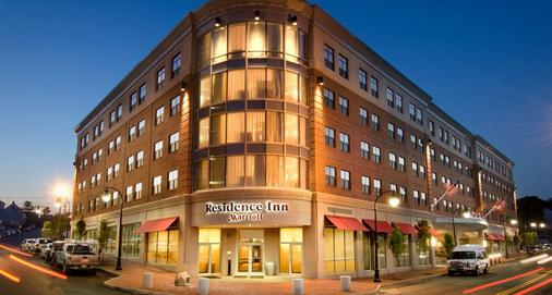 Residence Inn by Marriott Portland Downtown/Waterfront - Portland - Building