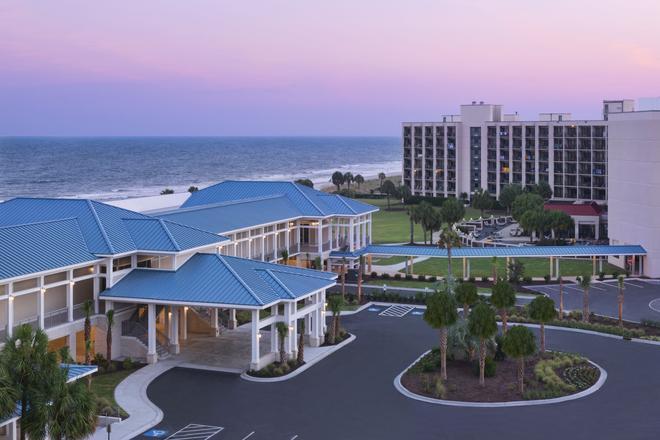 DoubleTree by Hilton Myrtle Beach - Myrtle Beach - Building