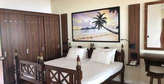 Sri Gemunu Beach Resort - Unawatuna - Bedroom