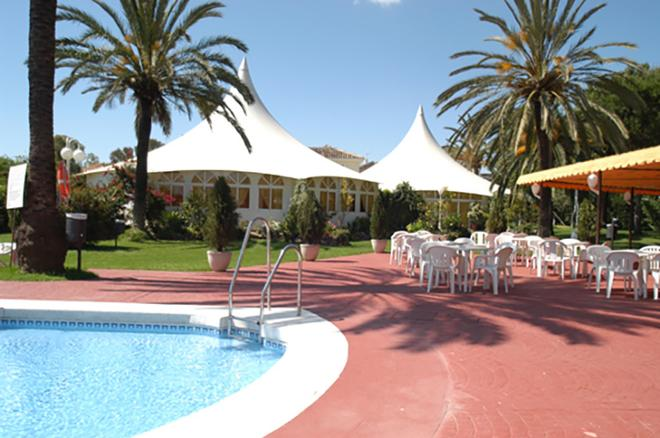 Royal Costa - Torremolinos - Bể bơi