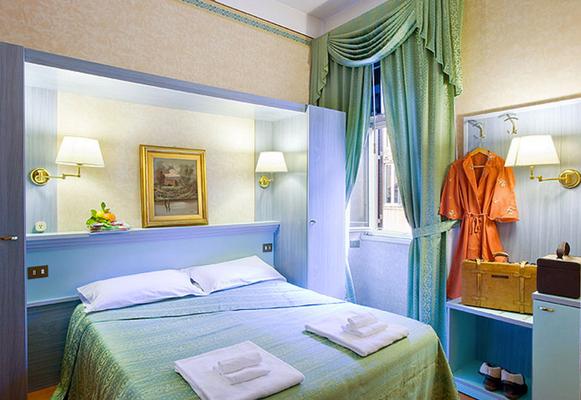 Hotel Zara - Rooma - Makuuhuone