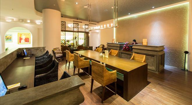 Rose Garden Hotel - Yangon - Liikekeskus
