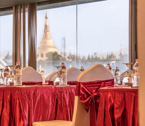 Rose Garden Hotel - Yangon - Banquet hall