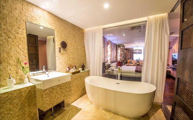 Rose Garden Hotel - Yangon - Kylpyhuone