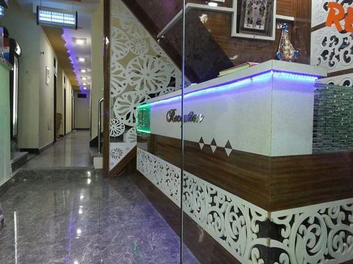 Hotel Sukh Suvidha - Ajmer - Lobby