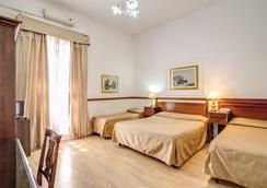 Hotel D'Este - Rome - Bedroom