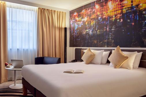 諾富特巴黎貝爾西酒店 - 巴黎 - 巴黎 - 臥室