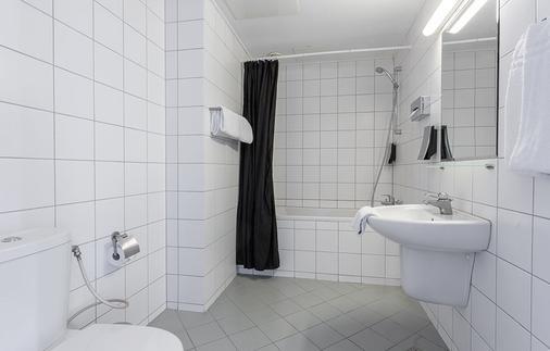 Copenhagen Mercur Hotel - Kööpenhamina - Kylpyhuone