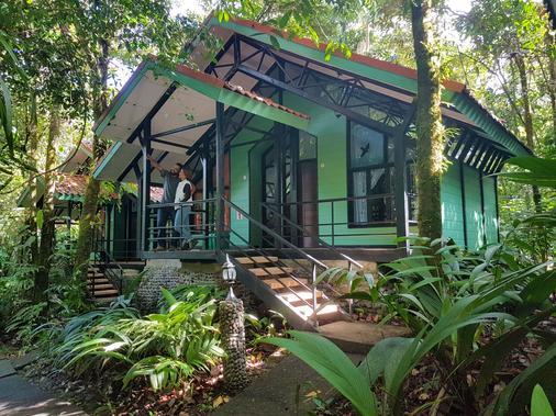 Tapirus Lodge - Guápiles - Building