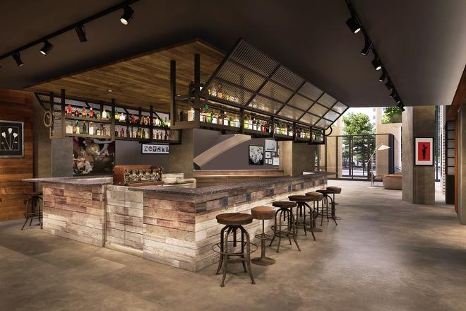 Moxy Osaka Honmachi - Osaka - Bar